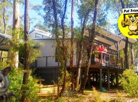 The Nullaki Eco Retreat, Youngs (Kronkup yakınında)