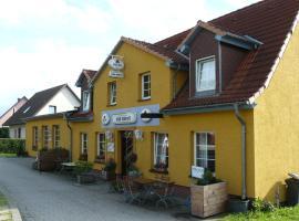Pension bei Stralsund, Prohn