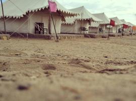 Daimound Desert camp