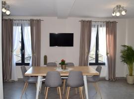 Appartement duplex neuf centre ville, Дурдан (рядом с городом Paray-Douaville)