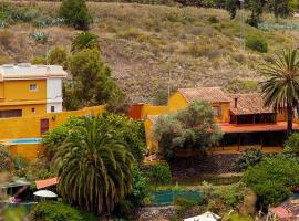 Alojamiento Rural La Tejana, Терор (рядом с городом Уэртас-дель-Пальмар)