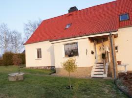Idyllische Ferienwohnung Nähe Ostsee, Neuburg