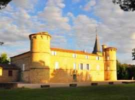 Château de Jonquières - Hérault, Jonquières (рядом с городом Montpeyroux)