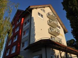 KIRCHERS PARK-HOTEL KAISERSTUHL**** Garni, Endingen (Forchheim yakınında)