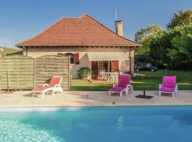 Villa Aubas, Конда-Сюр-Везер (рядом с городом Le Lardin)