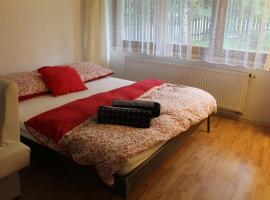 Spacious flat, Brno (Bystrc yakınında)