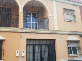 Sientete como en casa, San Jose de la Rinconada (Burguillos yakınında)