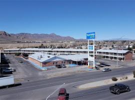 Super Lodge Motel El Paso, El Paso