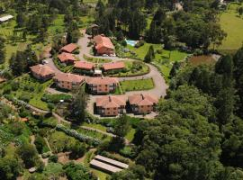 Hotel Bangalôs da Serra