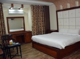 Hotel Redison Blue Area