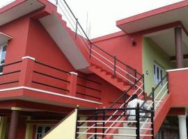 TripThrill Nikitha Home stay, Madikeri (рядом с городом Padakal)