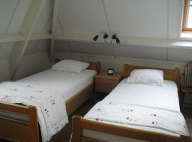 Appartement 't Heertje, Bolsward