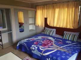 Teley Lodge, Аккра (рядом с городом Gbegbenshona)