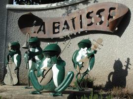 La Bâtisse de Jailly, Notre-Dame-de-Boisset (рядом с городом Neaux)