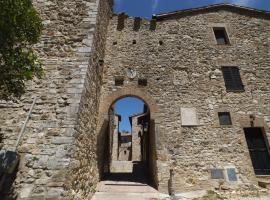 Castello Templare, Todi