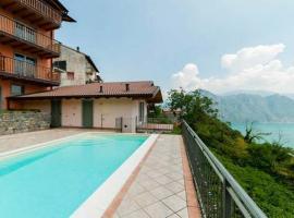 Appartamento Noal, Fonteno (Riva di Solto yakınında)