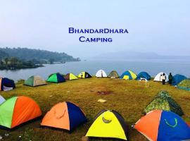 Bhandardhara Camping, Bhandardara  (рядом с городом Malshej Ghat)
