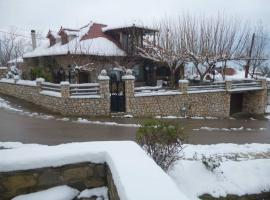 Gorgeous Velesiotes Villa, Velesiótai (рядом с городом Thrapsímion)
