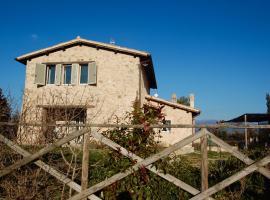 Casale Colle del Marchese, Moriano