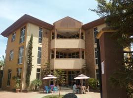 Mahlet Hotel, Wak'o (рядом с городом Āwasa)