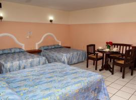 Blue Pacific Hotel-Suites, Mazatlán