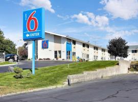Motel 6 Idaho Falls, Idaho Falls