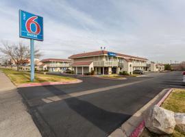 Motel 6 El Paso East, El Paso