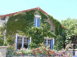 Le Bois des Nids, Lurcy-Lévis (рядом с городом Шато-сюр-Алье)