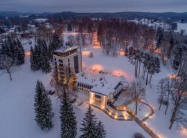 GMP Clubhotel Apartments, Otepää