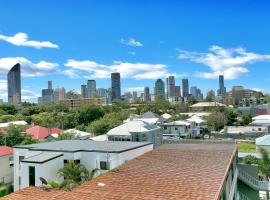 Kangaroo Point Central Hotel & Apartments, Brisbane