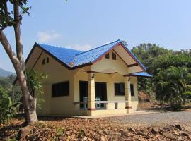 HOUSE in KOH-CHANG at Klong Prao beach