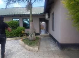 Dopchim lodge 2, Chililabombwe (in de buurt van Chingola)