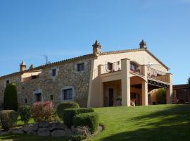 Villa Sague, Sant Andreu Salou