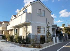 Family House in Tokyo Tamagawa