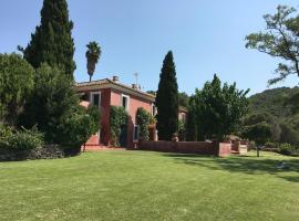 Retiro Sambana, Jimena de la Frontera (Marchenilla yakınında)