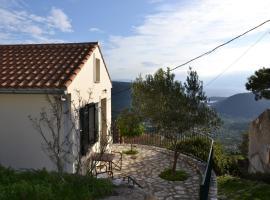 Fassoulou's cottage, Exoyí