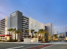 Fairfield Inn & Suites by Marriott Daytona Beach Speedway/Airport, Daytona Beach
