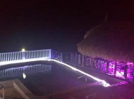 Las Olas Beach House, Sabana Westpunt (Westpunt yakınında)