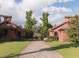 Casa San Regis, Los Andes (Santa María yakınında)