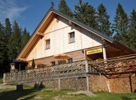Godingerhütte, Eitweg (Sankt Andrä yakınında)