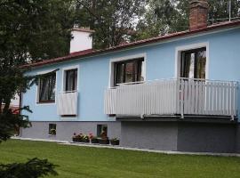 Penzion Jája Lipno nad Vltavou, Lipno nad Vltavou (Loučovice yakınında)