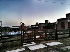 Cabañas y Casa de Campo, La Estancia