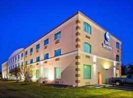 Best Western Airport Inn & Suites Cleveland, Brook Park