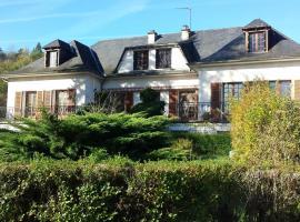 Le Curieux, Saint-Cyprien-sur-Dourdou (рядом с городом Nauviale)