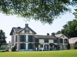 Domaine du Chalet, Chigny-les-Roses