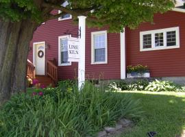 Lime Kiln Bed and Breakfast, Springfield Center