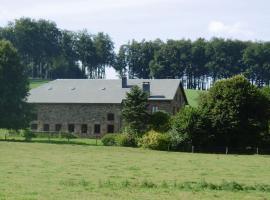 Fermette de Lamerlé - 8 Personnes, Rogery (Beho yakınında)