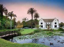 The Manor House at Fancourt, George