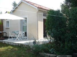 Maison Ustou46, Каор (рядом с городом Lamagdelaine)