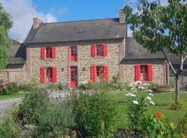 Grande Maison - Les Salines De La Rance, Saint-Suliac (рядом с городом La Ville-ès-Nonais)